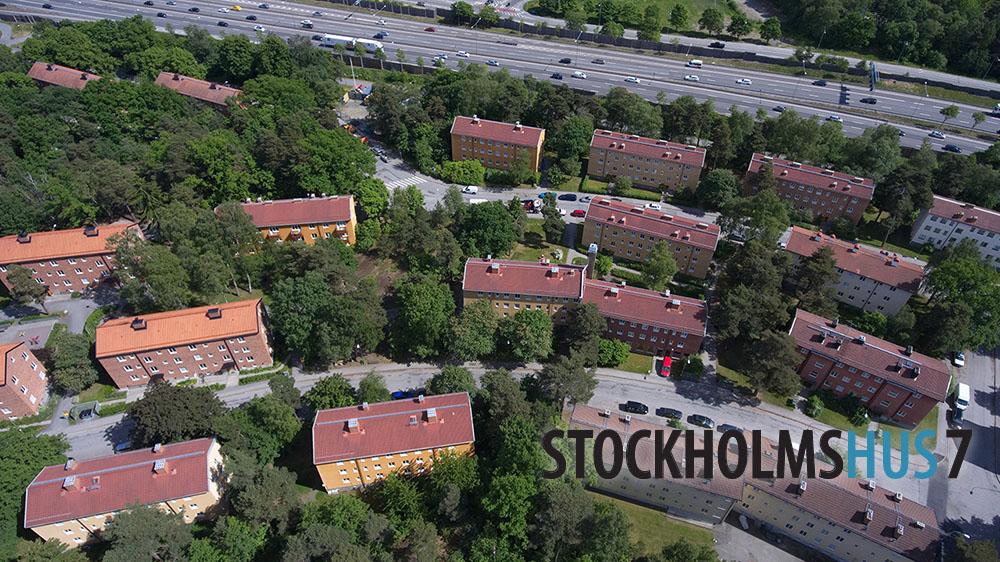 Drönarbild Stockholmshus7